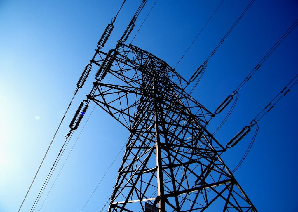 Electric Power Transmission Structures : Electric power transmission tower from qingdao mingzhu