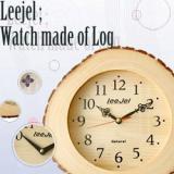 Leejel wood Clock_102