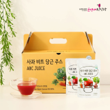 ABC Juice _Apple_Beet and Carrot Juice_