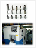 Knurling Machining