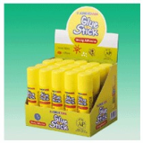 WHITE GLUE STICK (COLOR OF CONTENTS: WHITE)