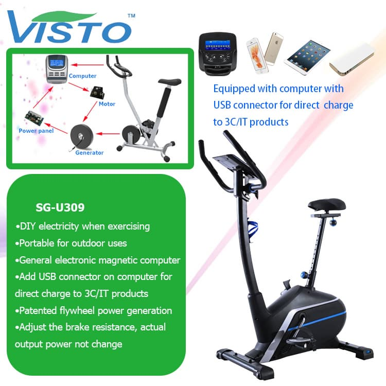 Self generating fitness bike light commercial gym equipment from product thumnail image product thumnail image zoom selfgenerating fitness bike light commercial gym equipment aloadofball Choice Image