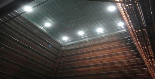 Wire Rope Scaffolding from Seobo Industrial Co., Ltd. B2B ...