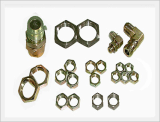 Hydraulic Parts(Hose Fittings) - LOCK- NUT