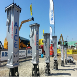 South Korea Hydraulic Hammer Breaker AB_600M