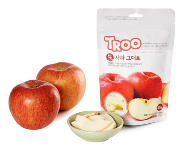 Troo Freeze Dried Apple