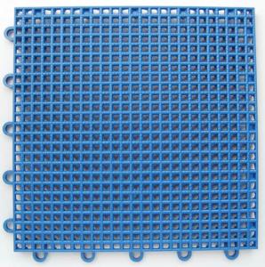 Outdoor Interlocking Sport Flooring Game Court Tile From