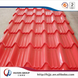 Corrugated Prepainted Steel Panel