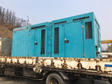 Used air compressor AIRMAN PDSG1300