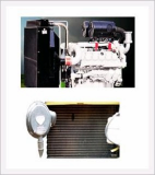 Radiator[HANMI INTERNATIONAL CO.,LTD]