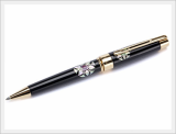 Natural Lacquer Mother of Pearl Handcrafts Ball Point Pen