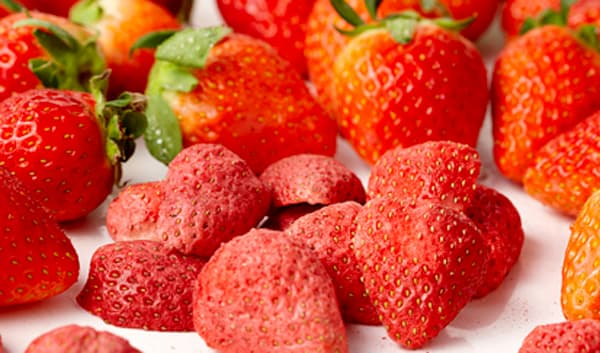 Troo Freeze Dried Strawberry