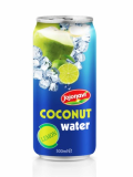 Lemon Flavour With Coconut Water In Aluminium Can