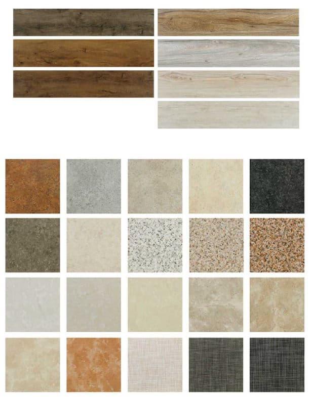 Pvc Tile Vinyl Floor Tiles