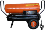 Kerosene/Diesel Forced Air Heaters (DLT-FA125K)
