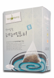 Young and full of life PEPPERMINT TEA