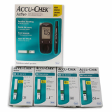 ACCU CHEK Active 50 Test strip _ Kit