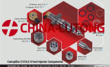 Common Rail C7 Injector Repair Kits_Injector Rebuild Kits