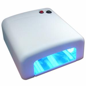 UV Nail Lamp For Nails Polish Dryer Light
