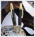 Aria Mother of Pearl Ball Point Pen (Sipae Fine)