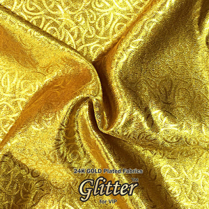 24K Gold-Nanocoated Fabrics from CNTECH Co.,Ltd., South ...
