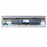 _M_size_Industrial Open Frame Bar Monitor_ PCAP_ Touch