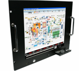 "17 inch Touch Screen Panel PC _ 19"" Rackmount 8U (NTP172SR)"