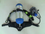 6.8L escape breathing device