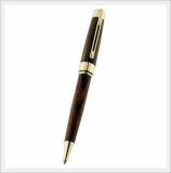 Soyou Wooden Ball Point Pen (Lignum Vitae)