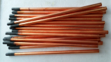 DC Copper Coated Pointed Gouging Rods