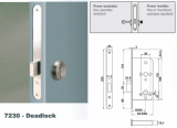 Euro Mortise Lock _ Deadlock