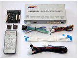 INTERFACE MODULE FOR LEXUS LS-GS-ES-IS TOUCH NAVI