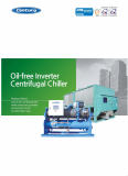 OIL-FREE INVERTER CENTRIFUGAL CHILLER