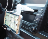 smartphone cd slot mount holder