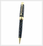Soyou Mother of Pearl Ball Point Pen (Sipae Rough)
