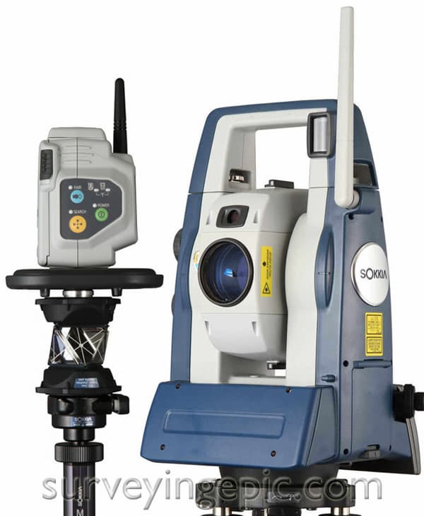 Sokkia Sx Robotic Total Station For Sale