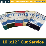 Heat Transfer Vinyl Sheet Cut Service 10_ X 12_