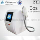 Elight machine with RF skin rejuvenation