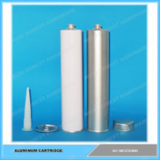 Aluminum Cartridge For PUR Hot Melt Sealant