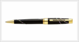 Mother of Pearl Wooden Ball Point Pen (Cutting)