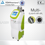 Elight+RF machine for hair removal
