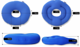 Pressure relief ring cushion_Travelers Pillow