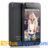 ZOPO ZP980-16GB - 5 Inch FHD Quad Core Android Phone (441PPI Retina Screen, 1.5GHz CPU, 16GB, Black)