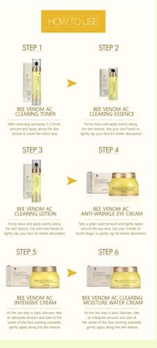 Miel Bee Venom AC Clearing Essence