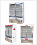 Display Case : On-Demand - Deli-P6