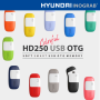 HD250 SOFT SMART USB OTG MEMROY_ Silicon material_ Stick USB