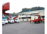 Aerial-lift Truck-SKY-210