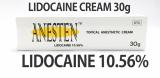 Korea Emla Anesthesia Cream, Lidocaine 10.56%
