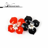 Flowerine barrette