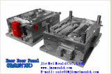 auto part rear door plastic injection mould